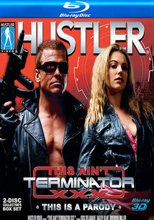 This Ain't Terminator XXX (2 Disc Set) (3D Blu-Ray)