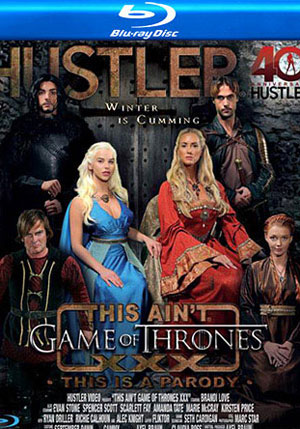 This Ain't Game Of Thrones XXX (Blu-Ray)