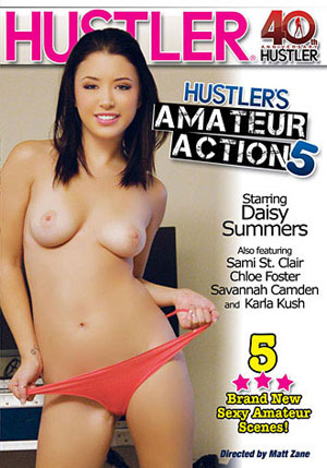 Hustler's Amateur Action 5