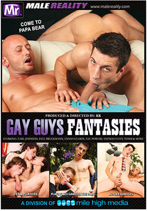Gay Guys Fantasies 1
