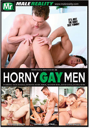 Horny Gay Men 1