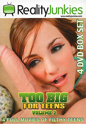 Too Big For Teens 2 (4 Disc Set)