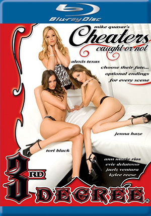 Cheaters Caught Or Not (Blu-Ray)
