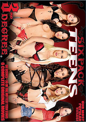 3rd Degree 6 Pack Teens (6 Disc Set)