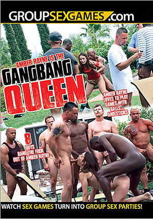 Amber Rayne Is The Gangbang Queen