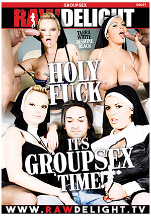 Holy Fuck It's Groupsex Time