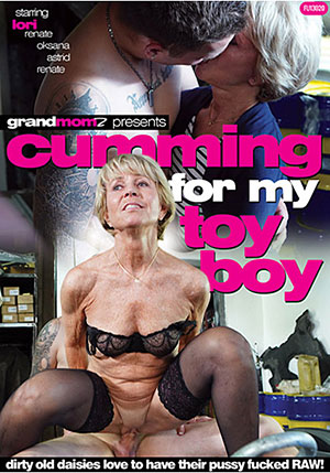 Cumming For My Toy Boy