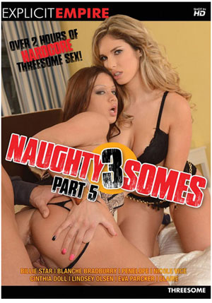 Naughty 3 Somes 5