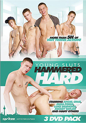 Young Sluts Hammered Hard (3 Disc Set)