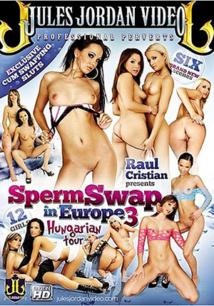 Sperm Swap In Europe 3