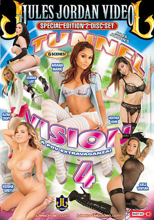 Tunnel Vision 4 (2 Disc Set)