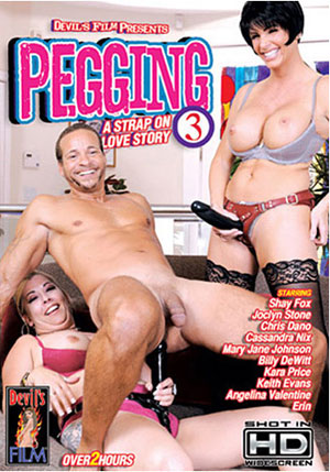 Pegging 3: A Strap On Love Story