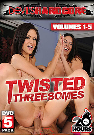 Twisted Threesomes 1-5 (5 Disc Set)