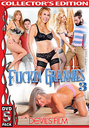 Fuckin Grannies 3 (5 Disc Set)