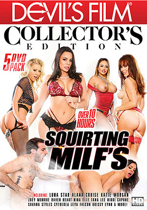 Squirting MILFs Collector's Edition (5 Disc Set)