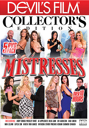 Mistresses Collector's Edition (5 Disc Set)