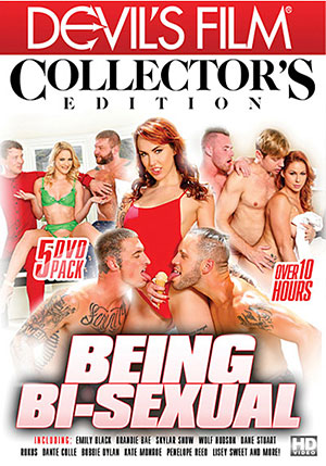 Being Bi-Sexual Collector's Edition (5 Disc Set)