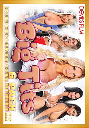 Big Tits 6 Pack (6 Disc Set)