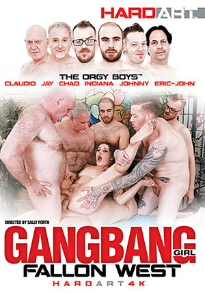 Gangbang Girl 1: Fallon West