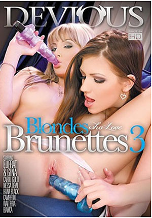 Blondes Who Love Brunettes 3