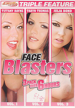Face Blasters 1-3 (3 Disc Set)