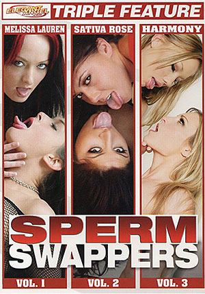 Sperm Swappers 1-3 (3 Disc Set)