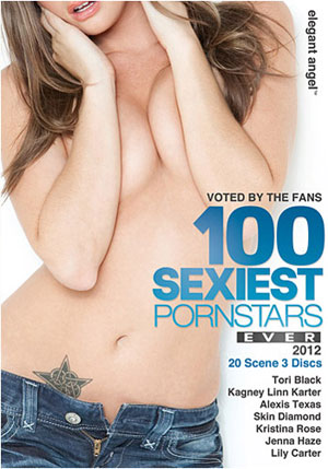 100 Sexiest Pornstars Ever 2012 (3 Disc Set)