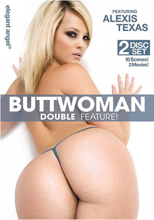 Buttwoman Double Feature (2 Disc Set)