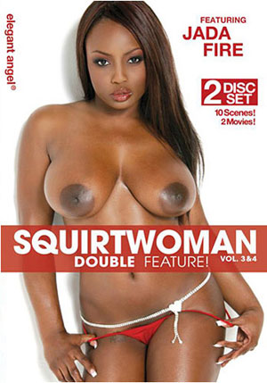 Squirtwoman Double Feature (2 Disc Set)