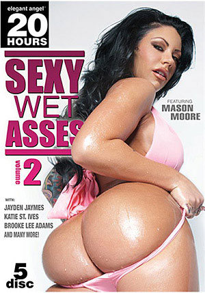 Sexy Wet Asses 2 (5 Disc Set)