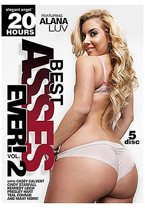 Best Asses Ever 2 (5 Disc Set)