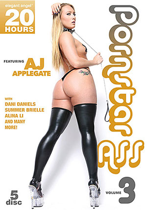 Pornstar Ass 3 (5 Disc Set)