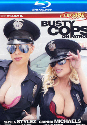 Busty Cops On Patrol (Blu-Ray)