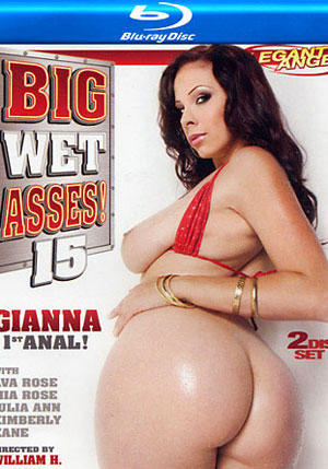Big Wet Asses 15 (2 Disc Set) (Blu-Ray)