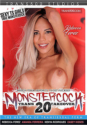 Monster Cock Trans Takeover 20