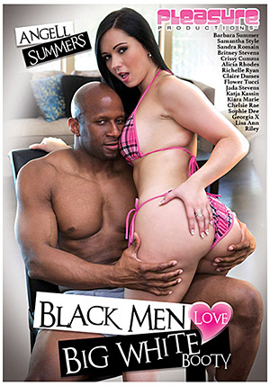 Black Men Love Big White Booty