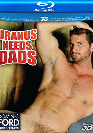 Uranus Needs Dads (3D Blu-Ray + 2D Blu-Ray)