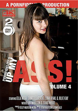 Porn Fidelity's Up My Ass 4 (2 Disc Set)