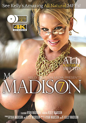Ms. Madison 7 (2 Disc Set)