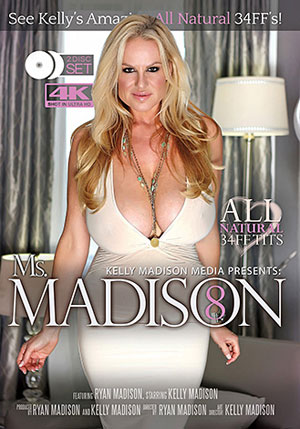 Ms. Madison 8 (2 Disc Set)