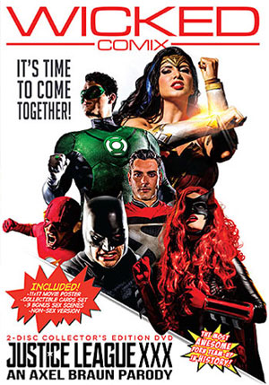 Justice League XXX (2 Disc Set)