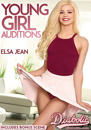 Young Girl Auditions