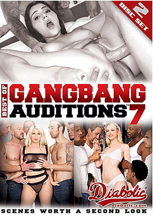 Best Of Gangbang Auditions 7 (2 Disc Set)