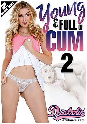 Young & Full Of Cum 2 (2 Disc Set)