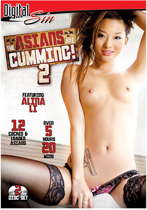 The Asians Are Cumming 2 (2 Disc Set)