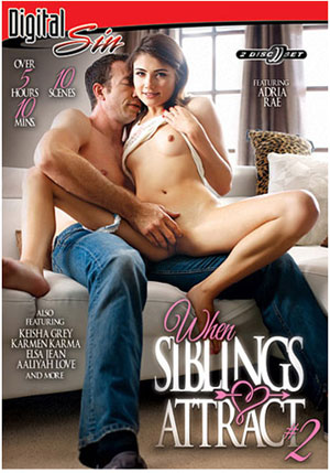 When Siblings Attract 2 (2 Disc Set)