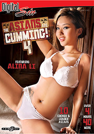 The Asians Are Cumming 4 (2 Disc Set)