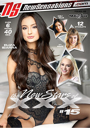 The New Stars Of XXX 15 (2 Disc Set)