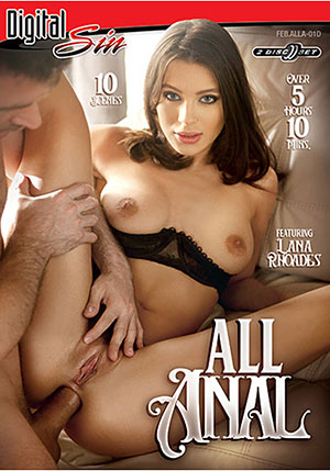All Anal (2 Disc Set)