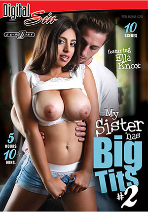 My Sister Has Big Tits 2 (2 Disc Set)